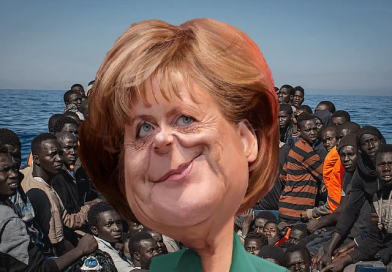 Sluníčkářská lež odhalena!!! Jeli na zájezd do Německa – museli demonstrovat za lidská práva v Íránu!