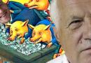 Takto se Václav Klaus obul do Milionu chlívek!