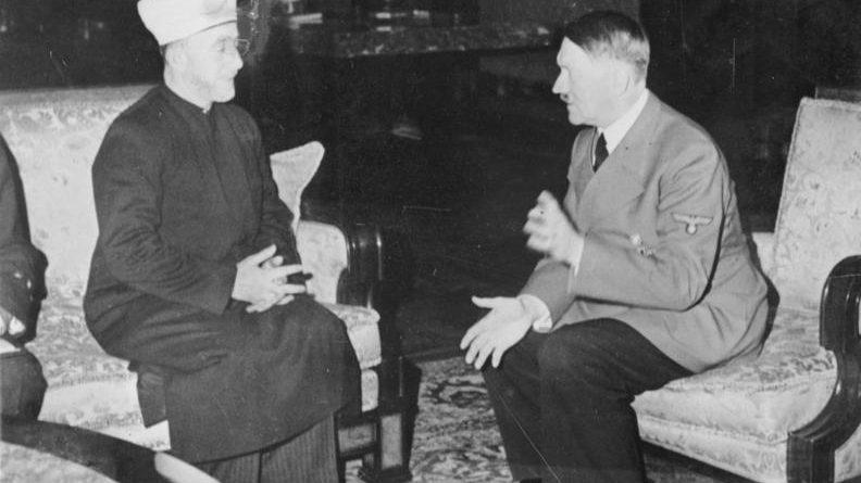 ŠOKUJÍCÍ: President Masaryk dal Řád Bílého lva hlavě palestinský nacistů.